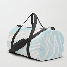 Abstract & Lines Duffle Bag