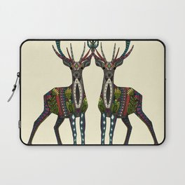 deer vanilla Laptop Sleeve