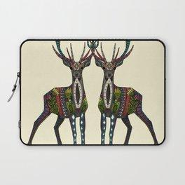 deer vanilla Laptop Sleeve