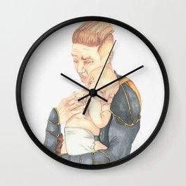 #3: Shhhh, the baby is sleeping Wall Clock
