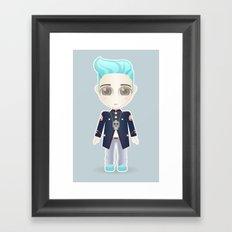 TOP from Bigbang Framed Art Print