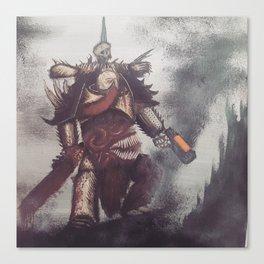 Death Guard Canvas Print