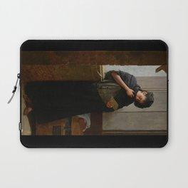 Longing (Saudade) by Almeida Junior Laptop Sleeve
