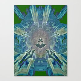 Bugs in the System. Canvas Print