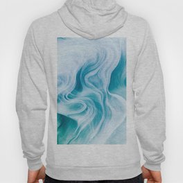 Marble sandstone - oceanic Hoody