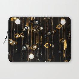 Black & Gold Laptop Sleeve