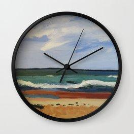 Ormond Beach Wall Clock