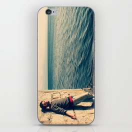 eternity iPhone Skin