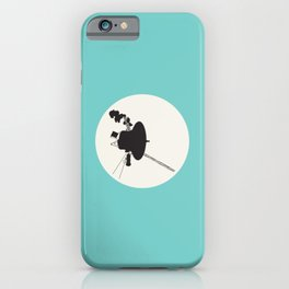 Voyager 1 iPhone Case
