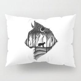 THE LYNX & THE MOON Pillow Sham