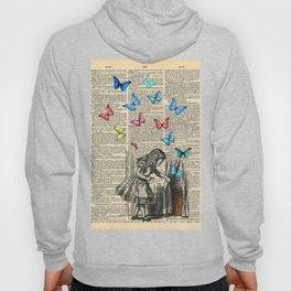 Alice In Wonderland - Let The Adventure Begin Hoody