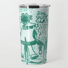 The Baa Baa Bar Travel Mug
