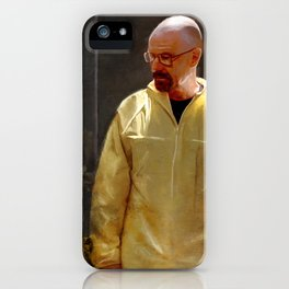 Walter White And Jesse Pinkman - Time To Cook iPhone Case