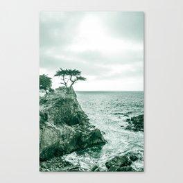 California Pacific 0569 Coast Road Trip Canvas Print