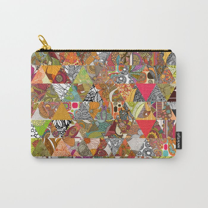 Like a Quilt Carry-All Pouch