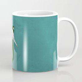 Merman Banner Coffee Mug