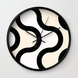 Retro Gracs N2 Wall Clock