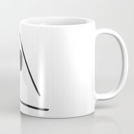Hipster Triangle Coffee Mug