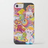 sticker iPhone & iPod Cases featuring Sticker Bomb by jajoão