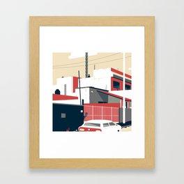 Paranoia 4 Framed Art Print