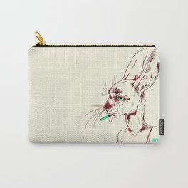 goopy rabbit Carry-All Pouch