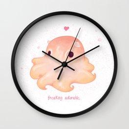 Adorabilis the Adorable Octopus Wall Clock