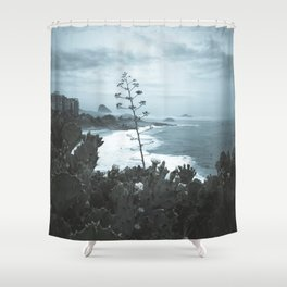 Arpoador Cold day Shower Curtain