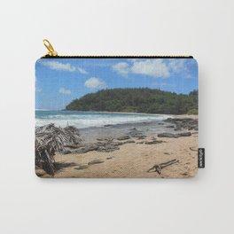 Moloa`a Beach Carry-All Pouch