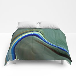 Electric Wave Comforters
