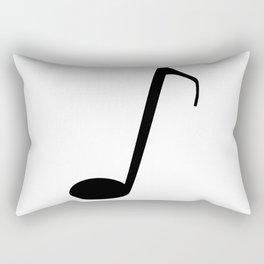 Quaver Rectangular Pillow
