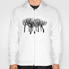 A Tangle of Trees Hoody