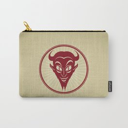 The Devil Face Carry-All Pouch