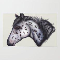 Appaloosa horse Rug
