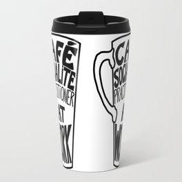 Cafe Socialite Travel Mug