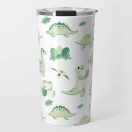 Dinosaur Mini - Green Travel Mug