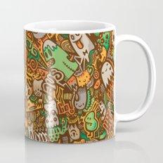 Wasted Days Mug