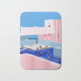 Spain Pool Bath Mat