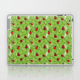 Ladybugs and Leaves Laptop & iPad Skin