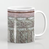 antique Mugs featuring Antique Clasp by Bestree Art Designs