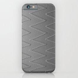 Different Grey Tones iPhone Case