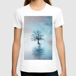 Standing in the rain T-shirt