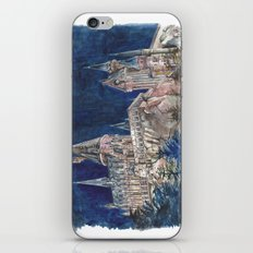 Hogwarts Painting  iPhone & iPod Skin