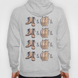 BOOTS & CATS Hoody