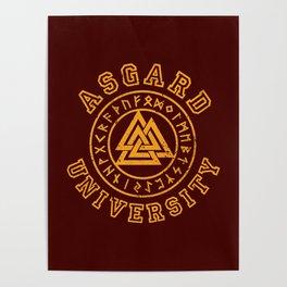 Asgard University Poster