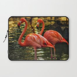 Flamingos Laptop Sleeve