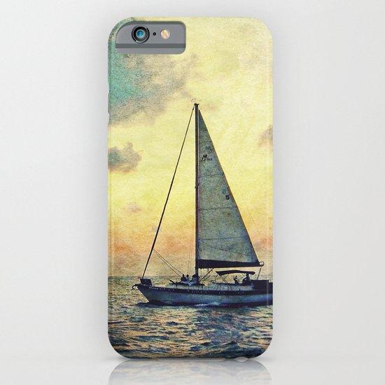 Sailing Along iPhone & iPod Case
