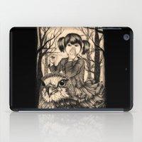 fairy tale iPad Cases featuring Fairy tale by Paula Duta
