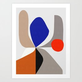 Abstract Art VIII Art Print