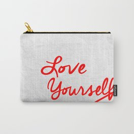 Love Note to Yourself Carry-All Pouch