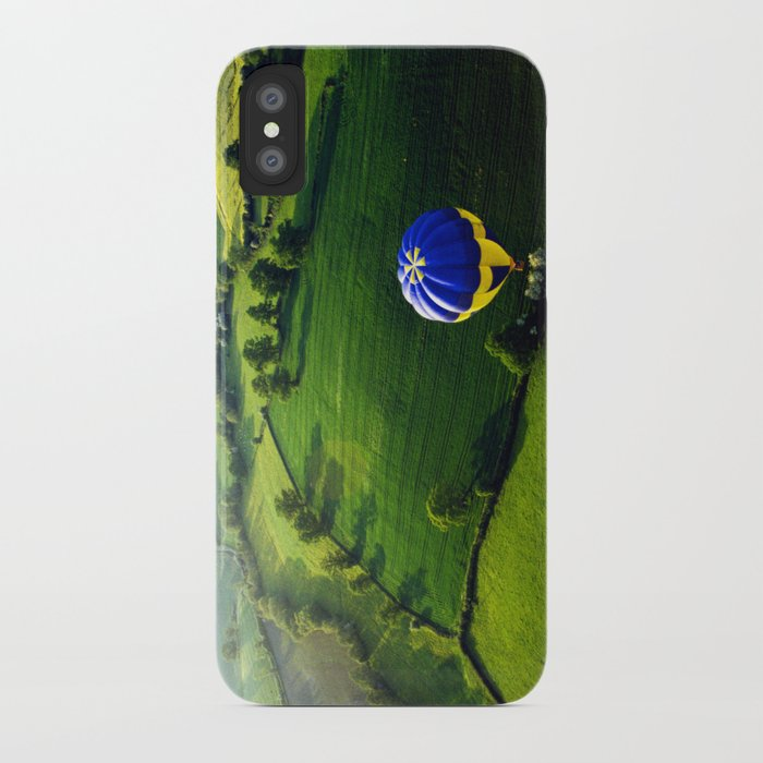 Above The Shires iPhone Case